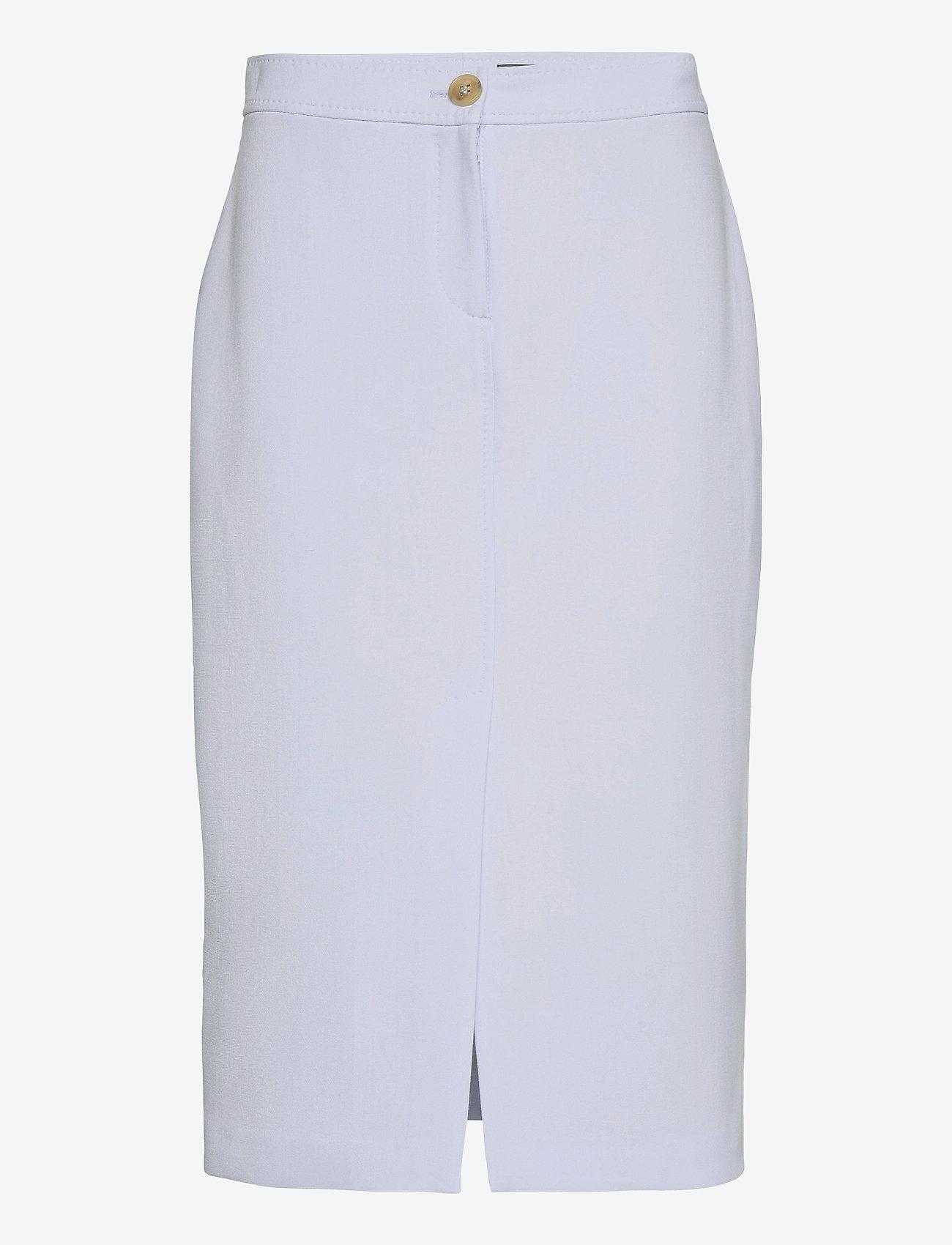 SAND - 3596 - Aidith - midi kjolar - blue - 0
