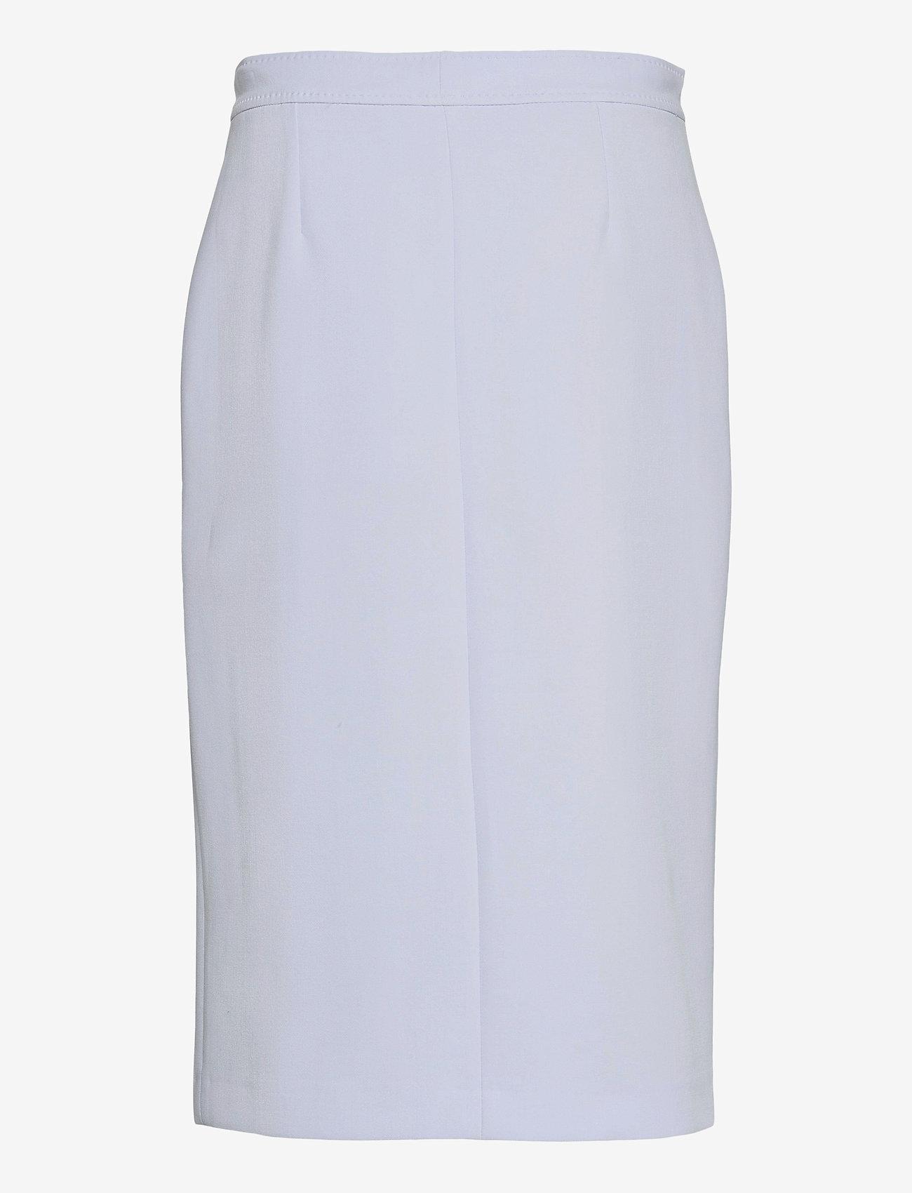 SAND - 3596 - Aidith - midi kjolar - blue - 1