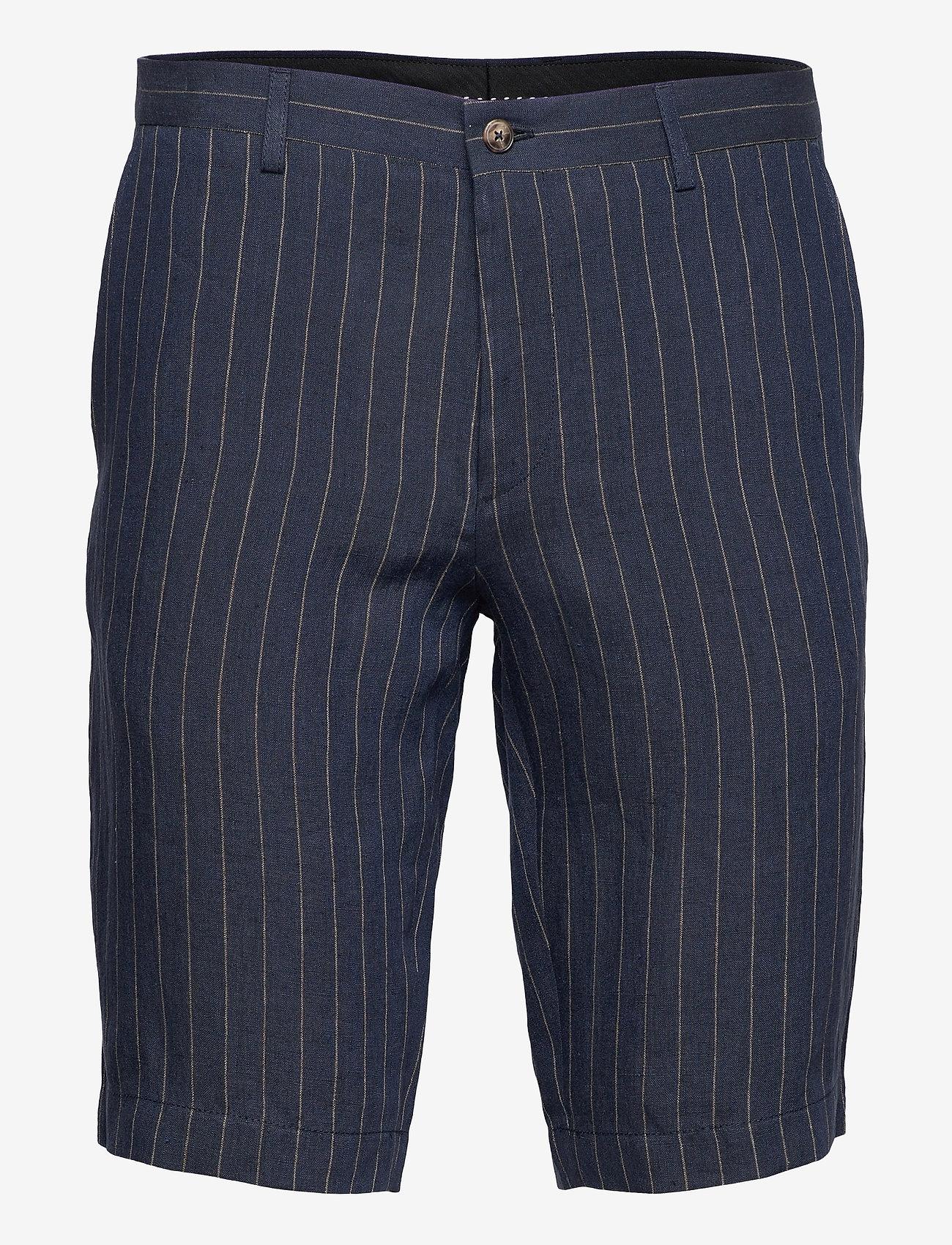 SAND - 1838 - Craig Short - casual shorts - dark blue/navy - 0