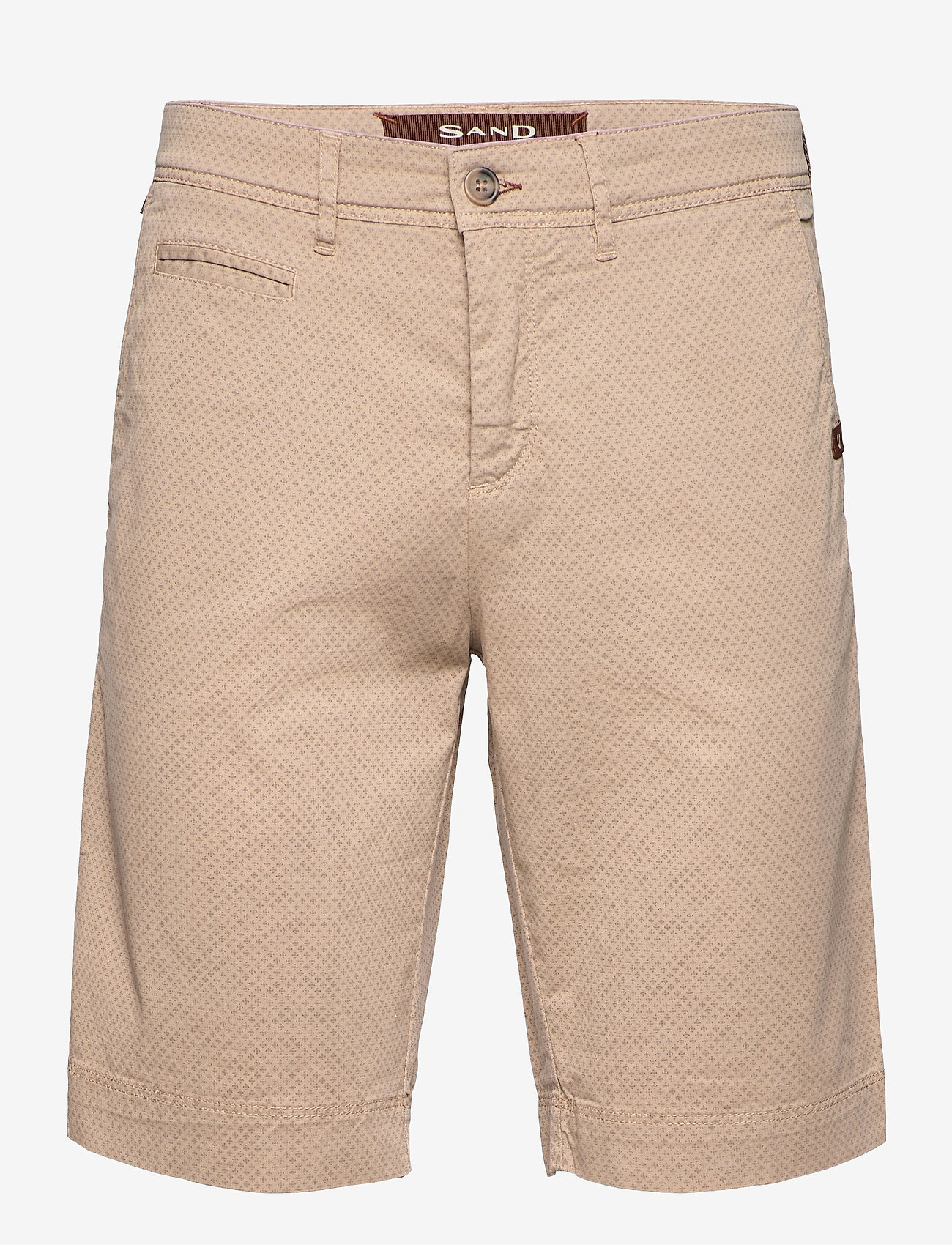 SAND - 2567 - Dolan Short - chino's shorts - light camel - 0