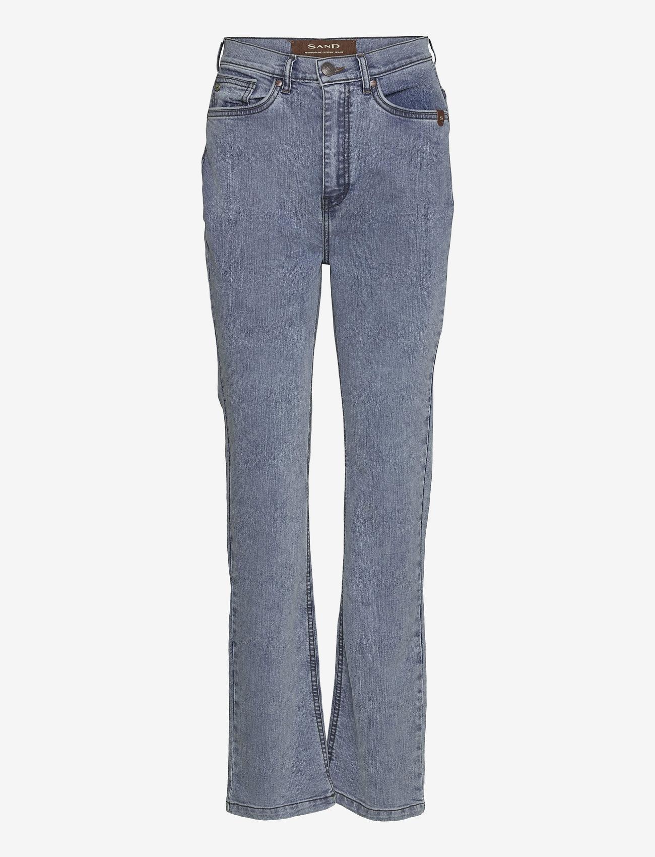SAND - Original Denim - Kathy - boot cut jeans - pattern - 0