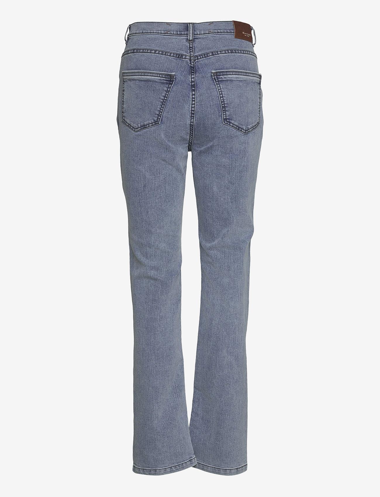 SAND - Original Denim - Kathy - boot cut jeans - pattern - 1