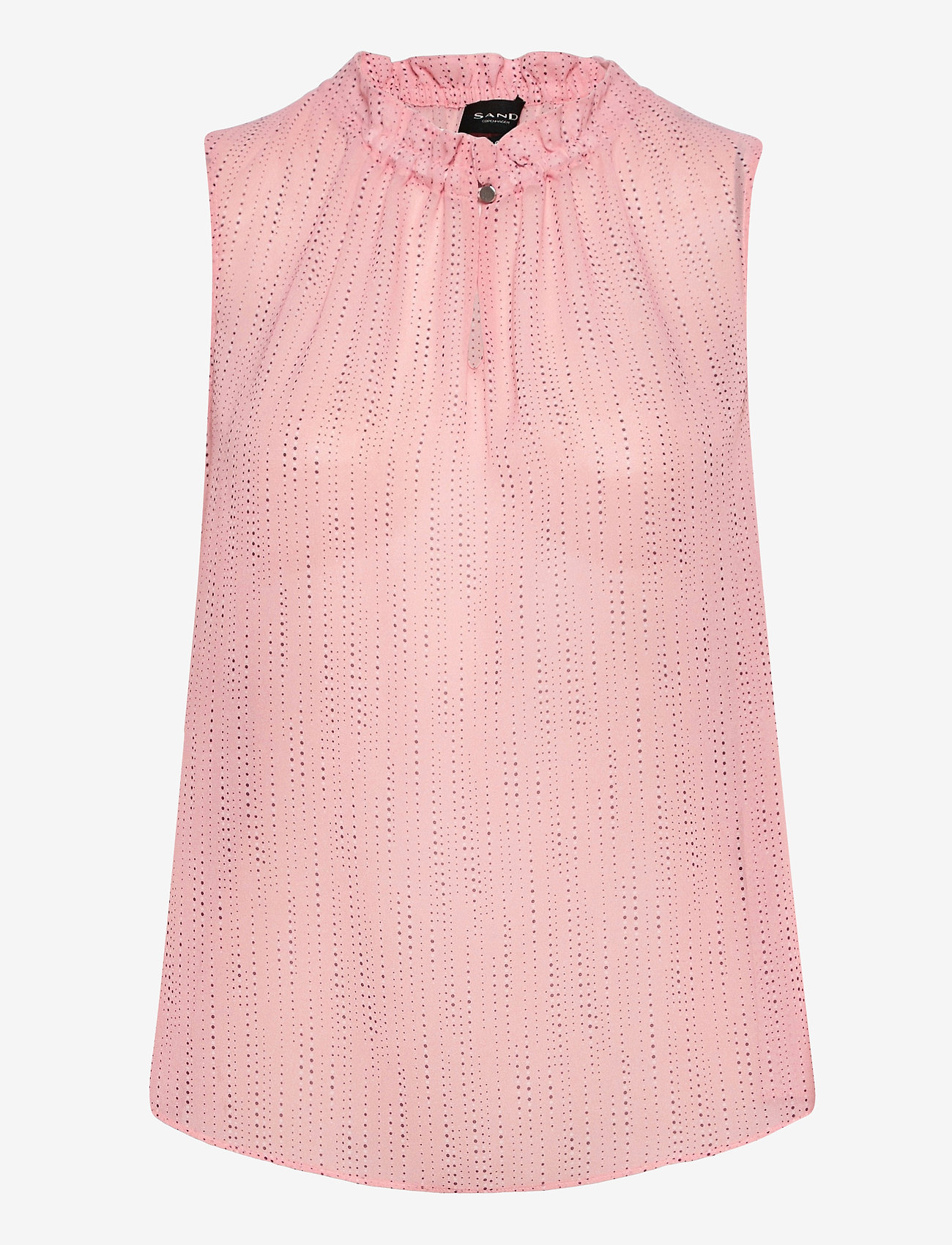 SAND - 3438 - Raya F - blouses zonder mouwen - soft pink - 0