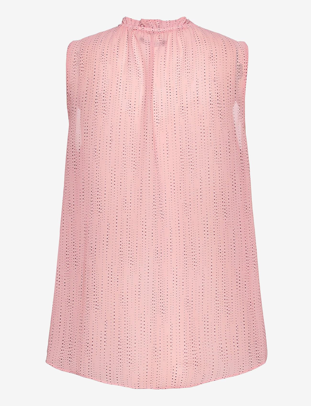 SAND - 3438 - Raya F - blouses zonder mouwen - soft pink - 1