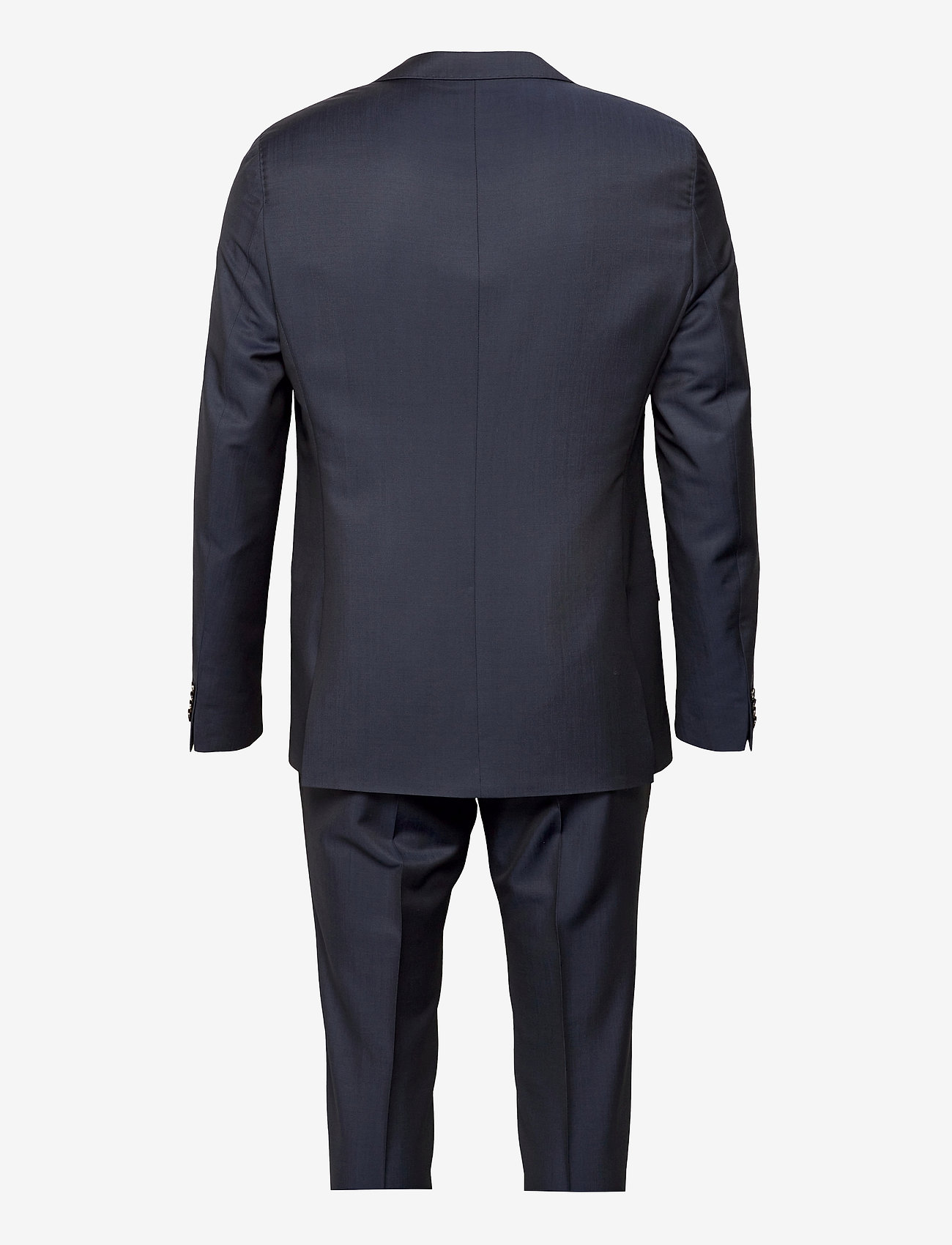 SAND - Prunella Mohair - Star Napoli-Craig - kostuums met enkele rij knopen - medium blue - 1