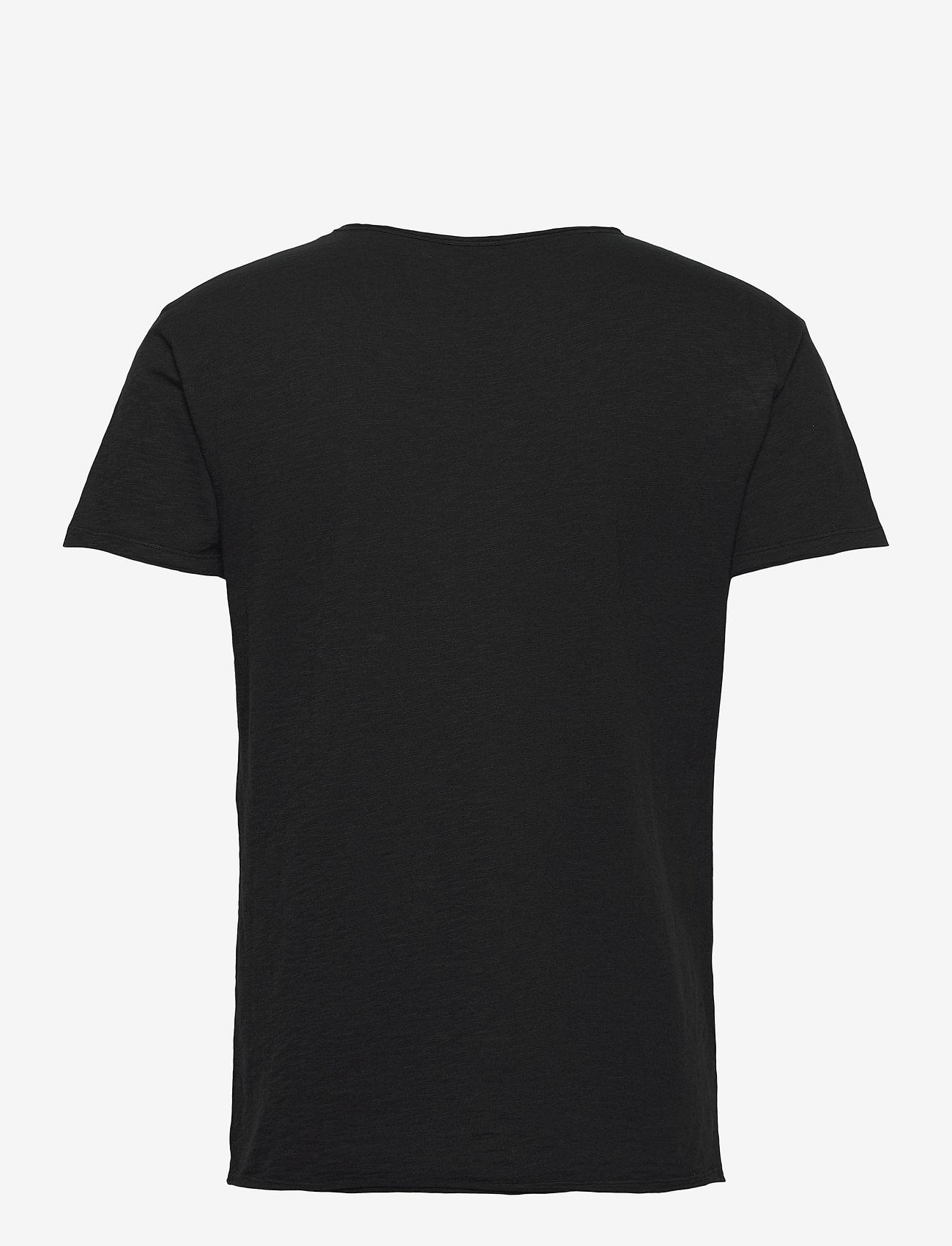 SAND - 4829 - Brad O - basic t-shirts - black - 1