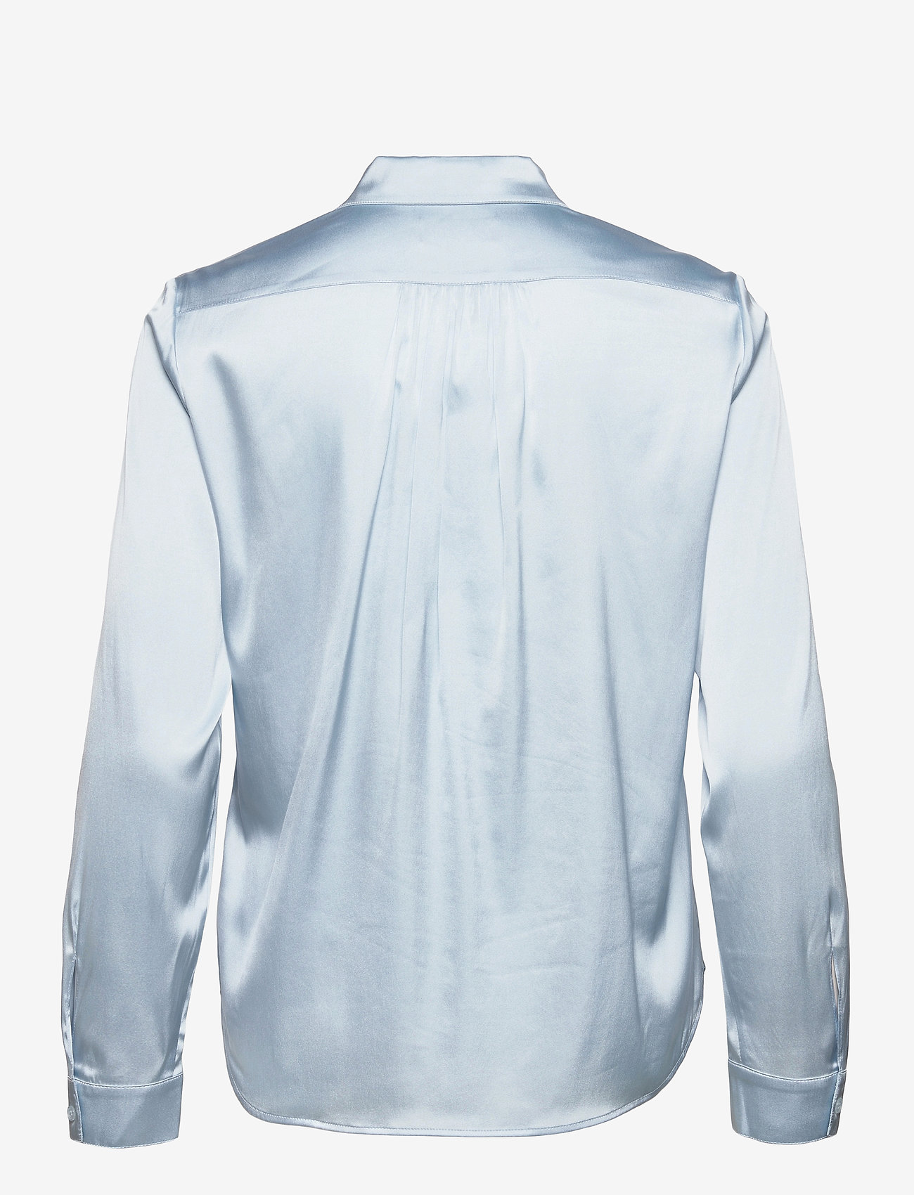 SAND - 3176 - Latia - overhemden met lange mouwen - light blue - 1