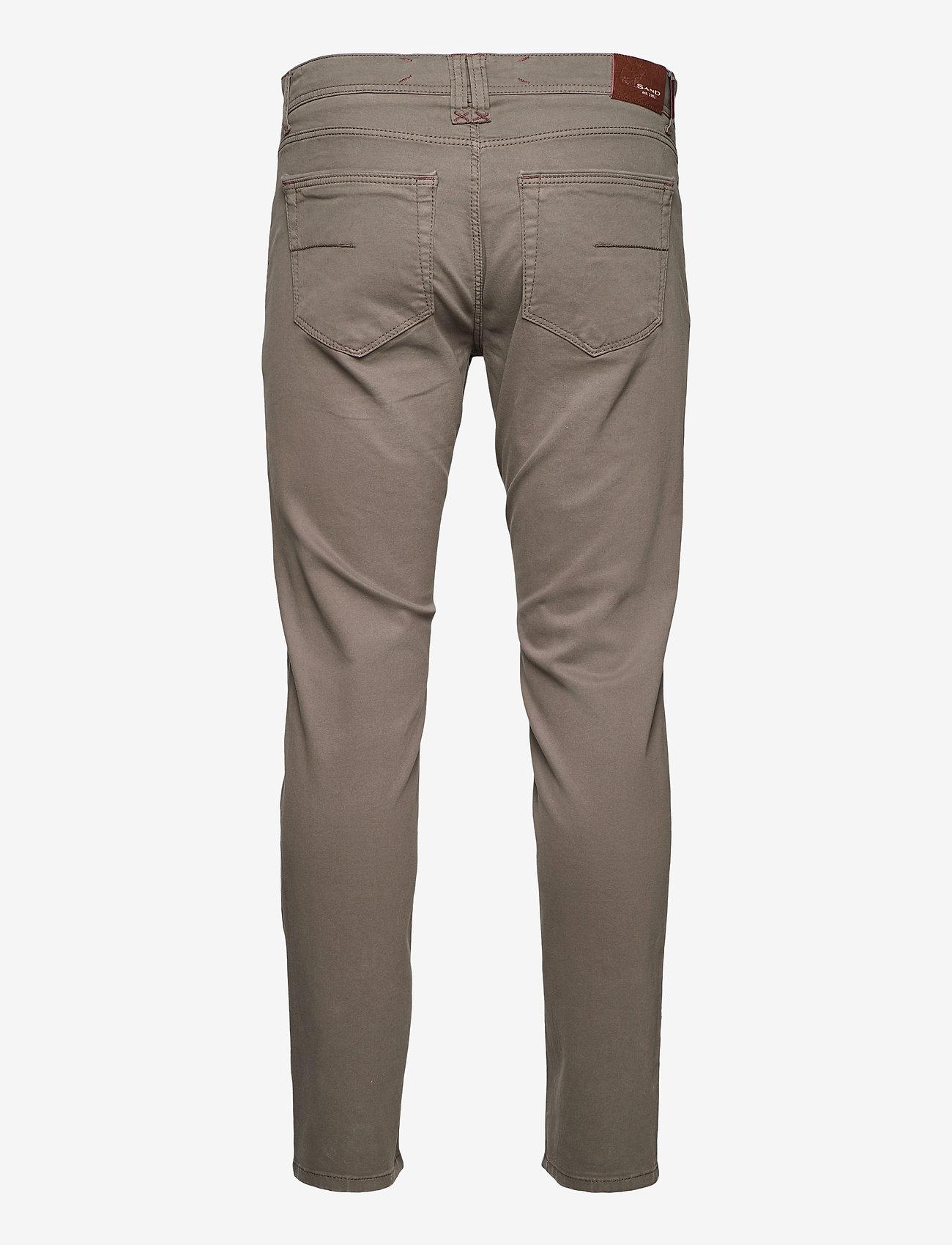 """SAND - Suede Touch - Burton NS 30"""" - slim jeans - dark army - 1"""