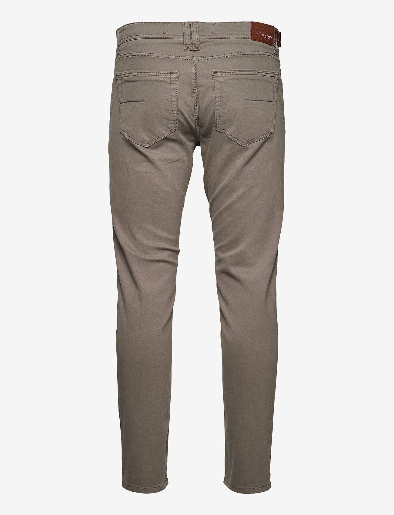 """SAND - Suede Touch - Burton NS 32"""" - regular jeans - dark army - 1"""