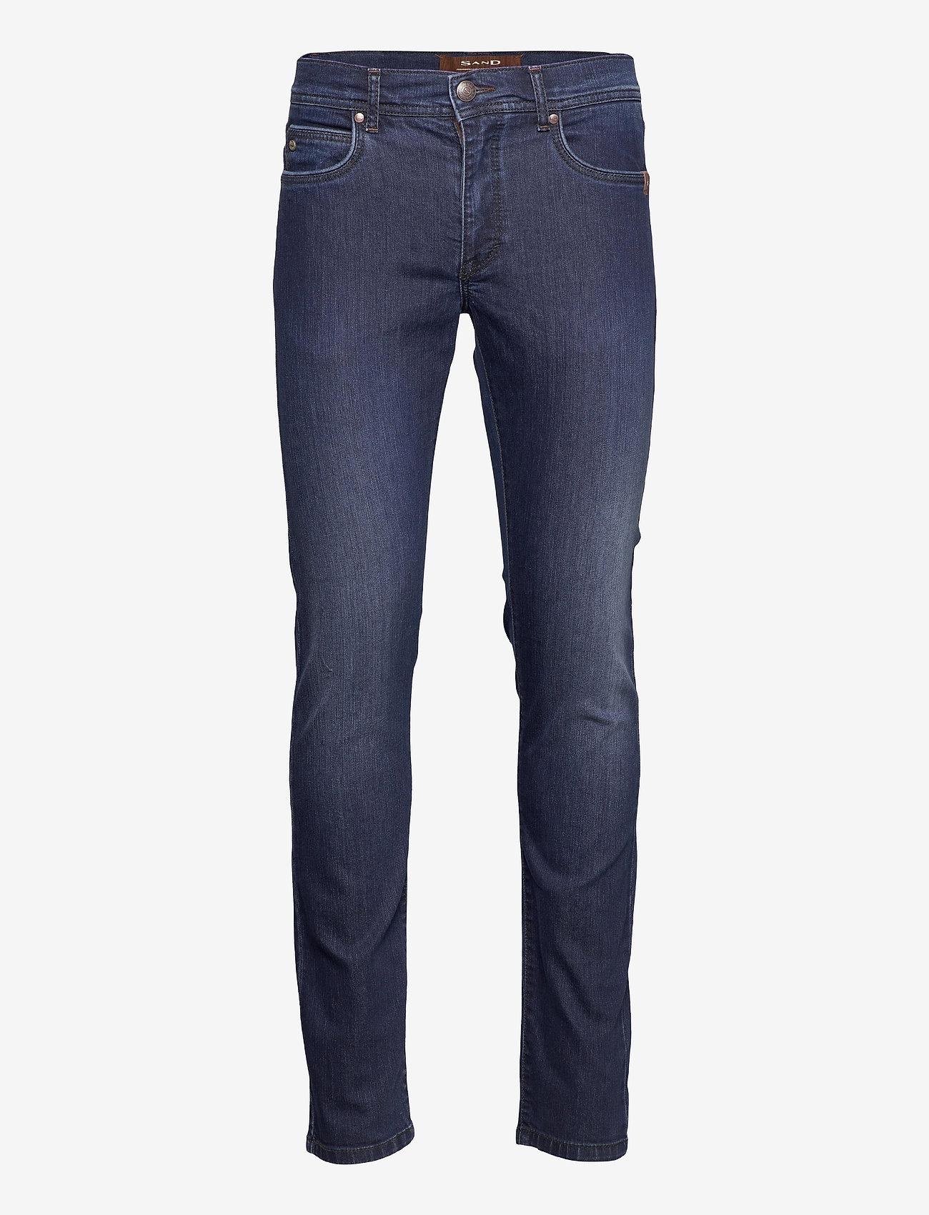 "SAND - S Stretch H - Burton NS 34"" - slim jeans - pattern - 0"