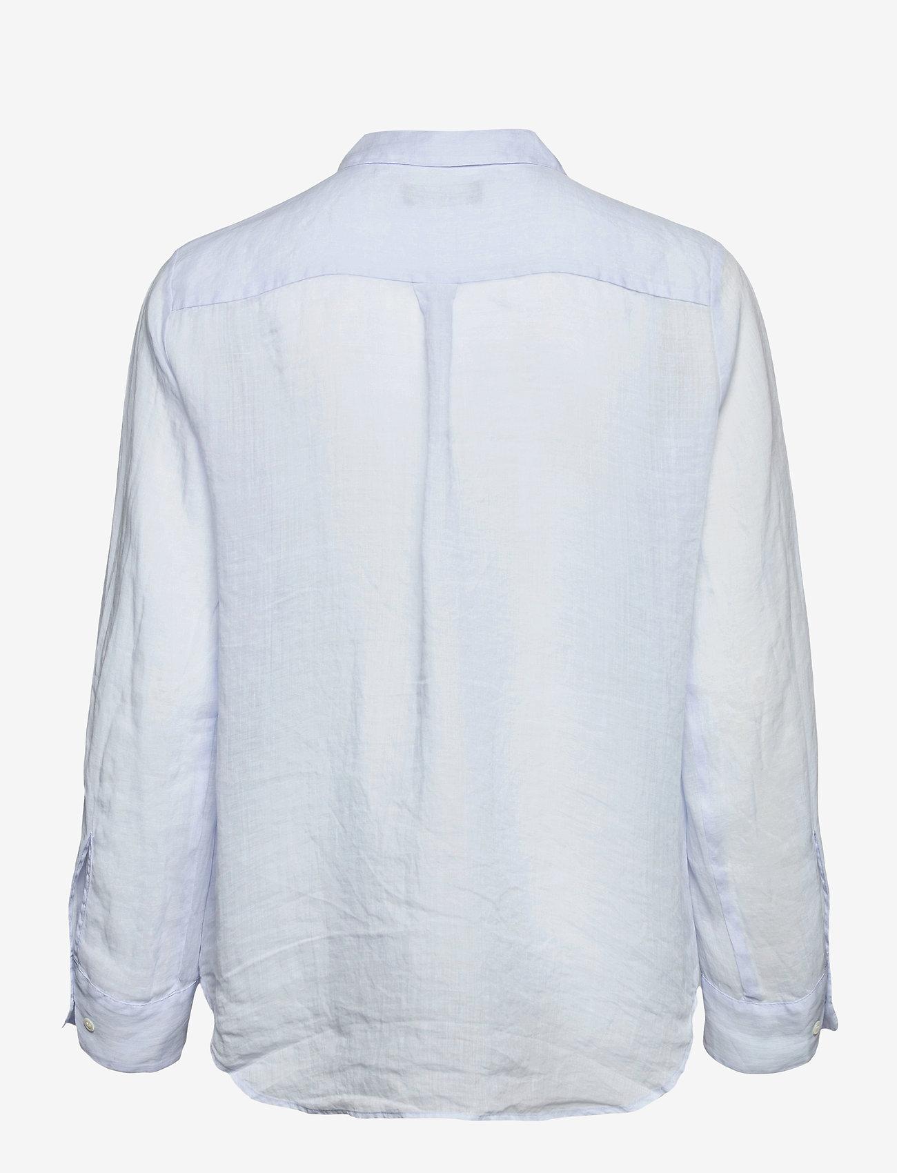 SAND - 8851 - Nami - overhemden met lange mouwen - ice blue - 1