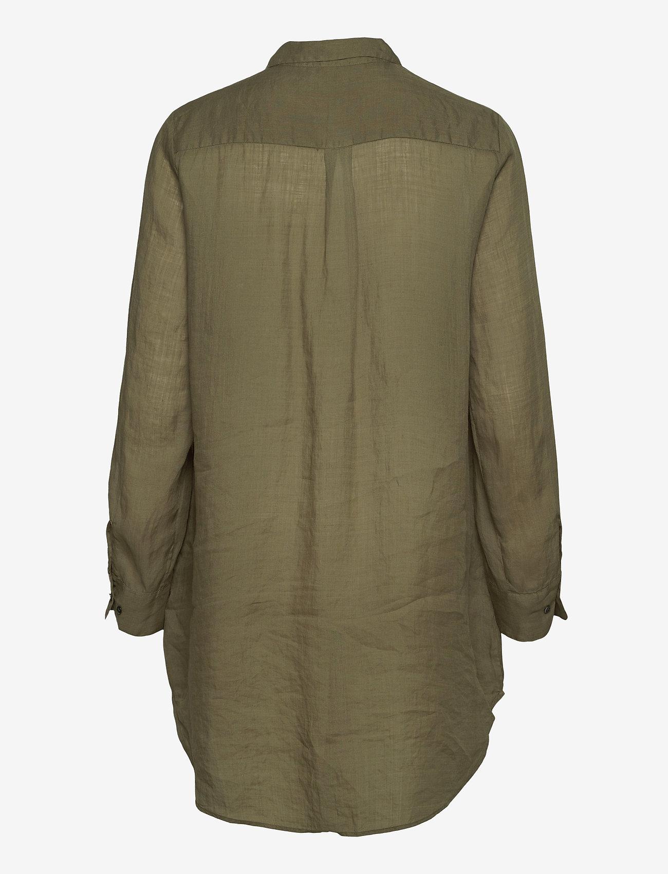 SAND - 8851 - Nami Long CB - tunieken - army green - 1