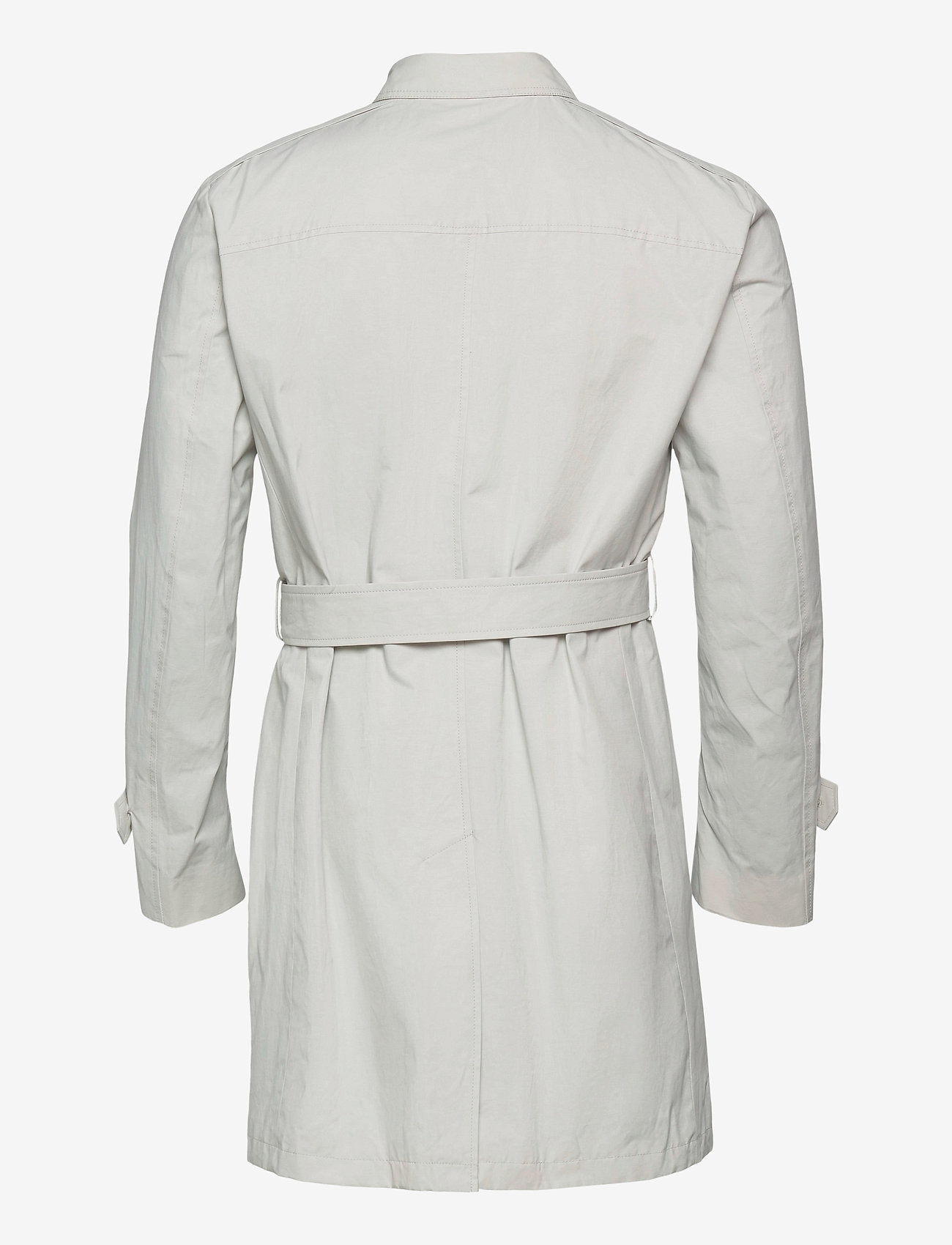 SAND - Techno Cotton - Single Trench - trenchcoats - off white - 1