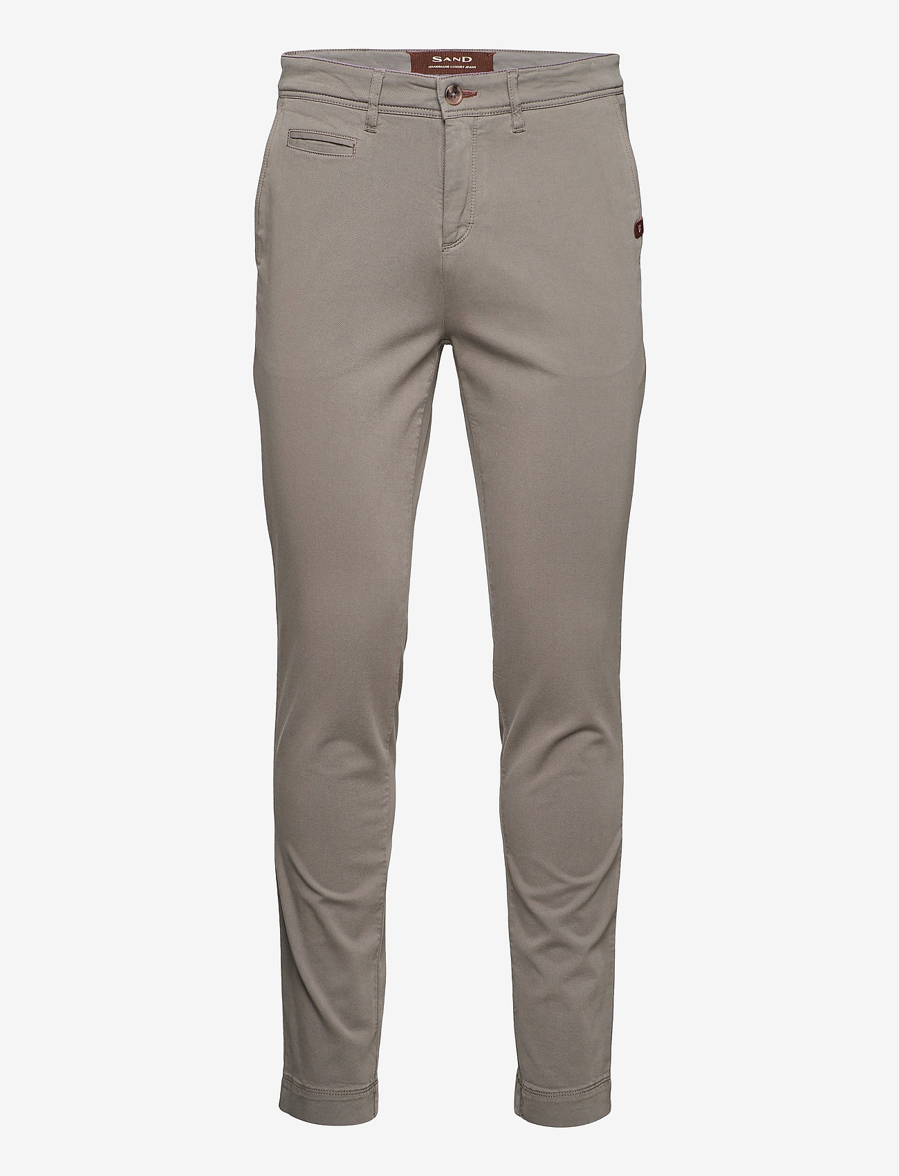 SAND - Cashmere Touch - Dolan Slim - regular jeans - dark army - 0