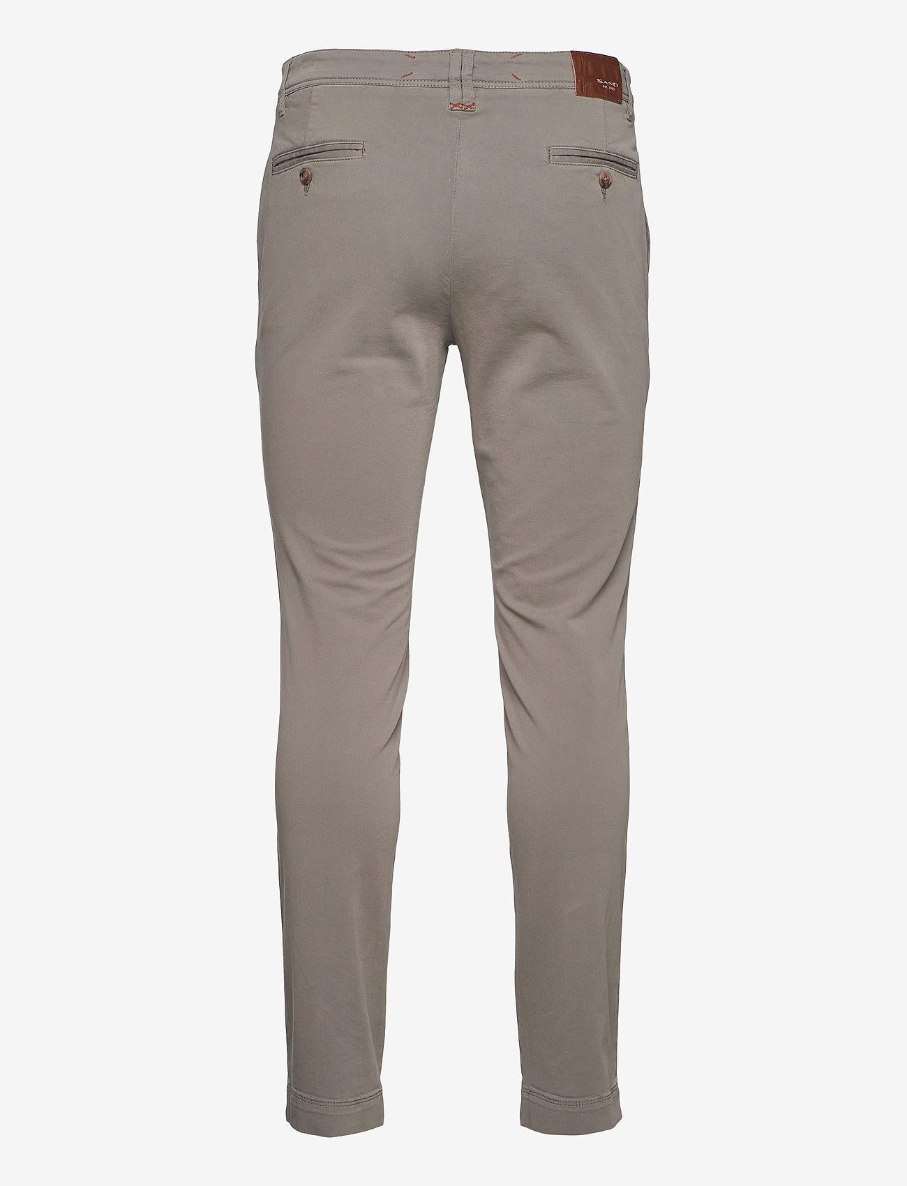 SAND - Cashmere Touch - Dolan Slim - regular jeans - dark army - 1