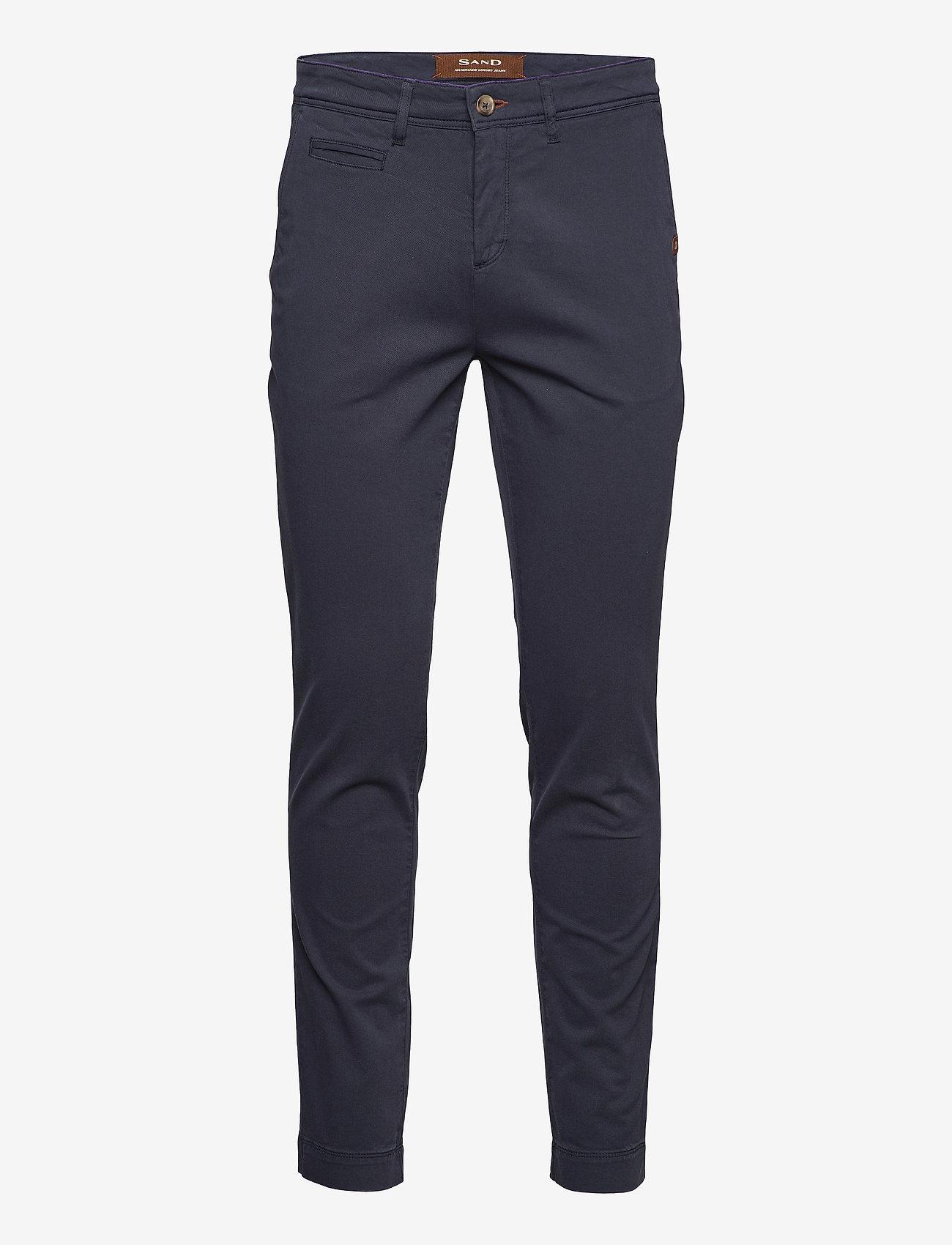 SAND - Cashmere Touch - Dolan Slim - regular jeans - dark blue/navy - 0