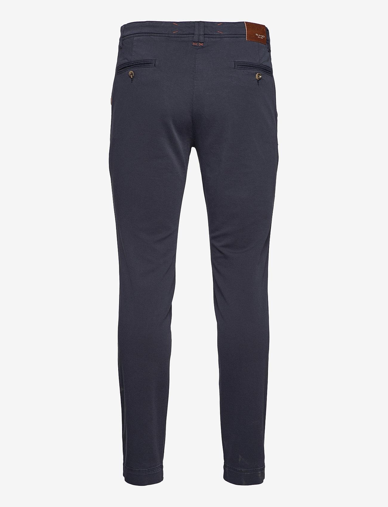 SAND - Cashmere Touch - Dolan Slim - regular jeans - dark blue/navy - 1
