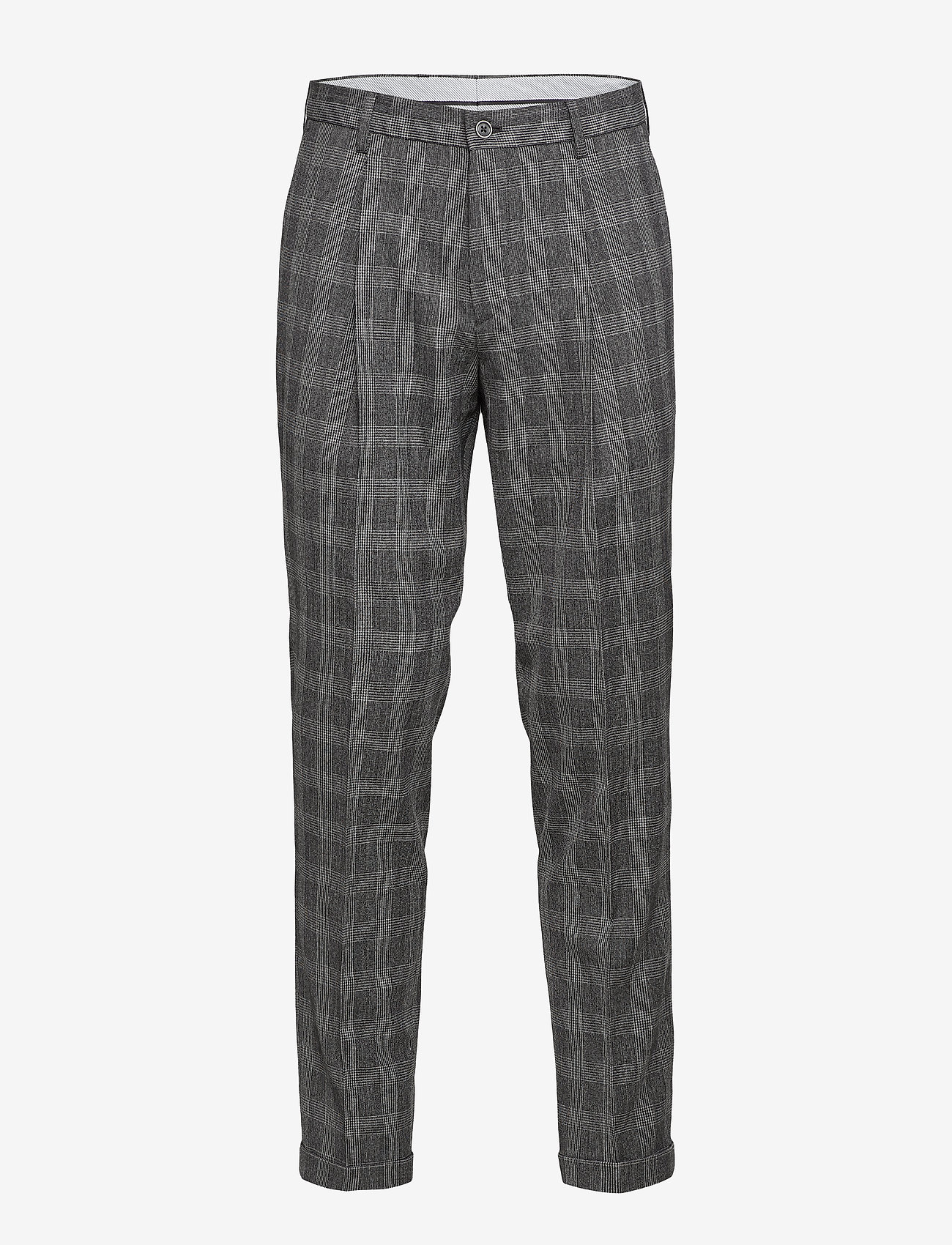SAND - 2503 - Mark Normal - suit trousers - charcoal