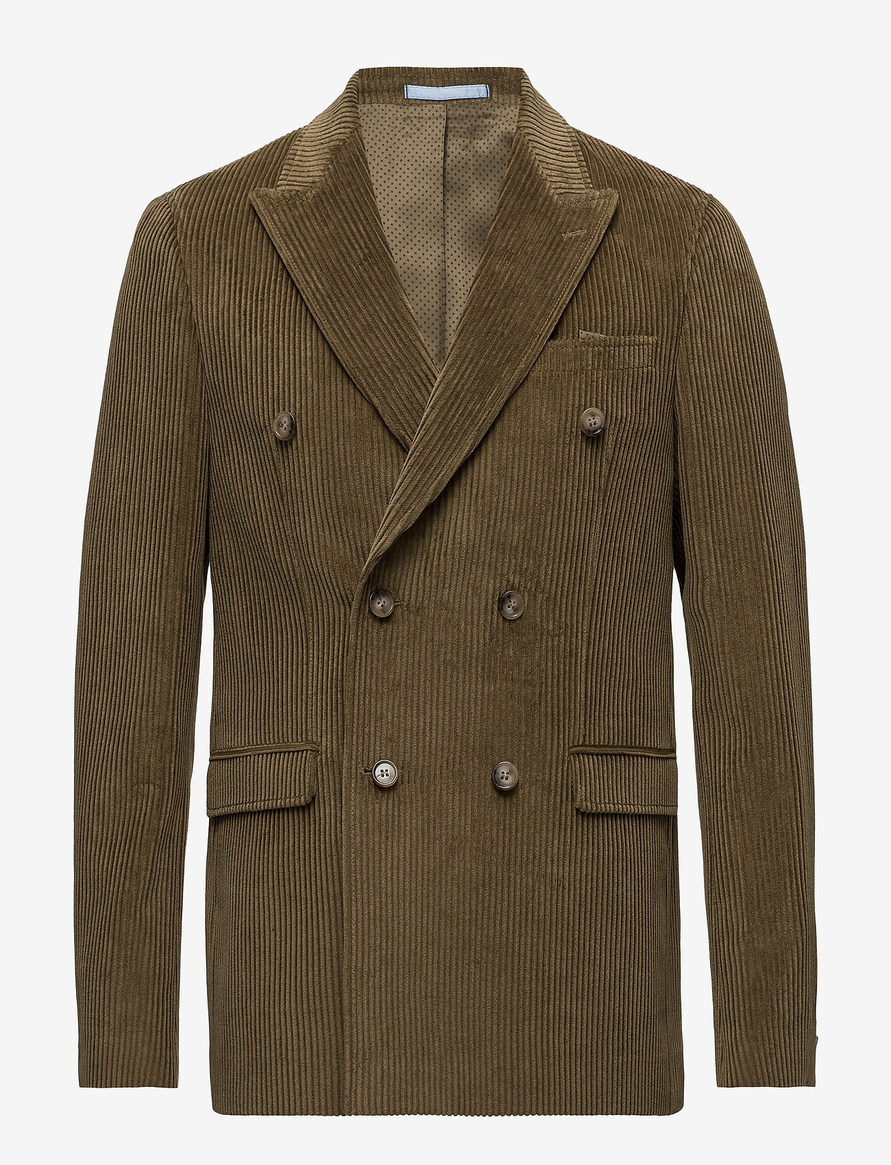 SAND - 6122 - Star DB Normal - double breasted blazers - light camel