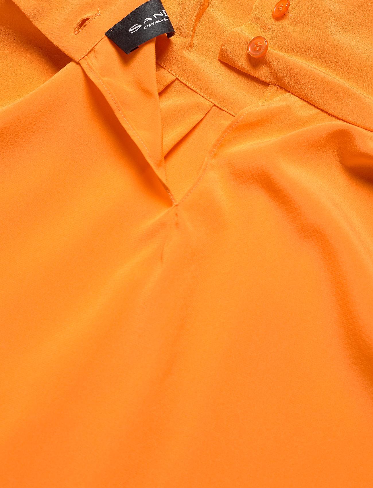 SAND CDC Stretch - Prosa Top - Bluser & Skjorter ORANGE - Dameklær Spesialtilbud