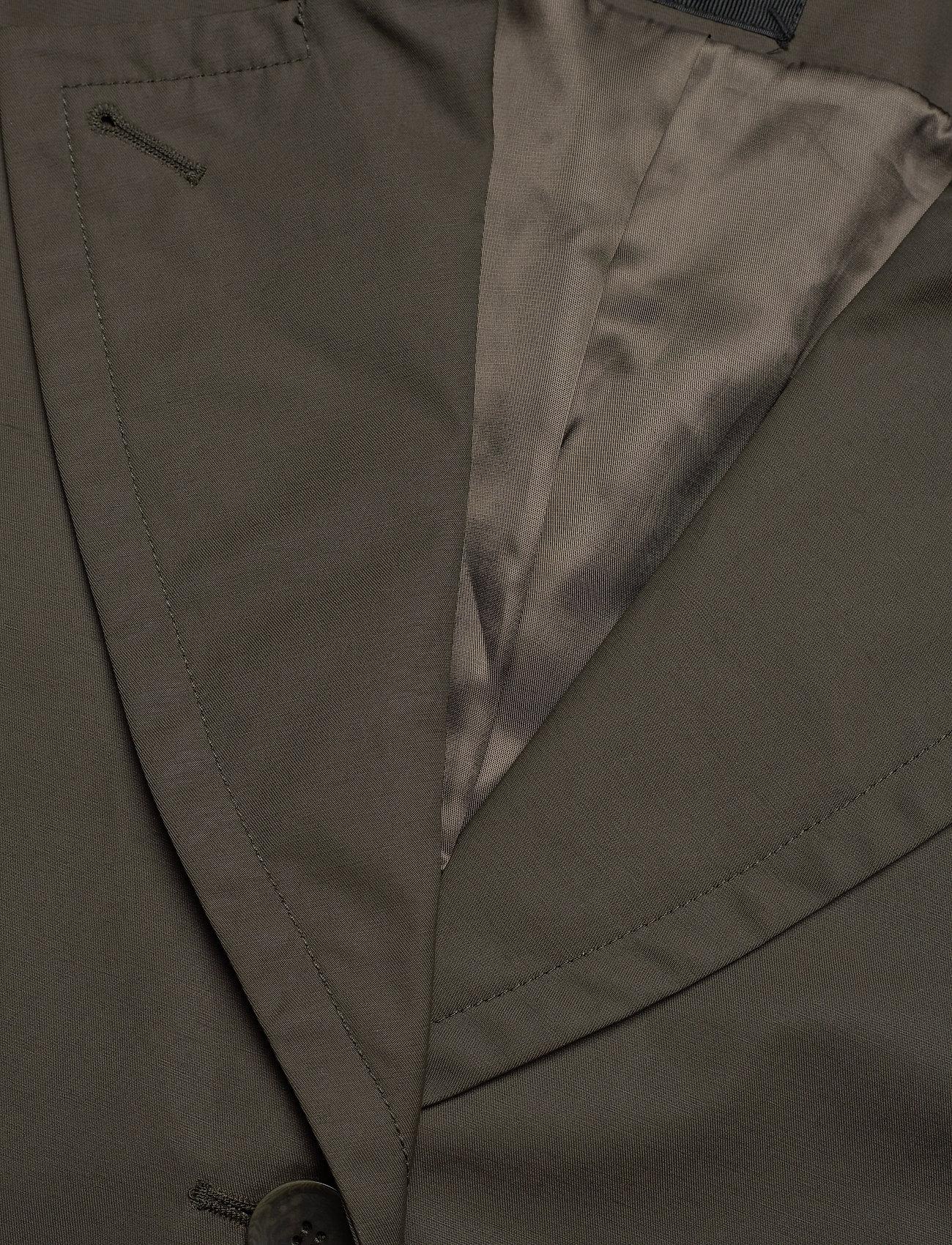 SAND Techno Cotton W - Ammelie Long - Jakker og kåper OLIVE/KHAKI - Dameklær Spesialtilbud