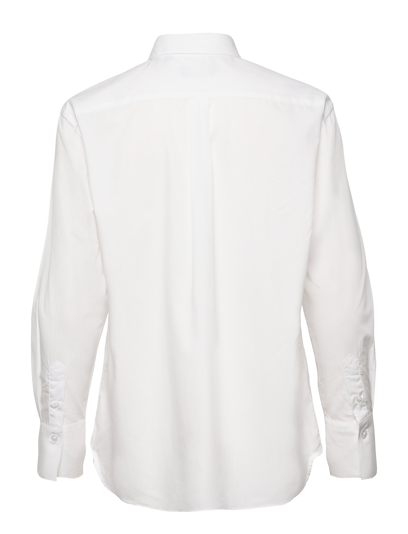 SAND - 8704 - Nube - overhemden met lange mouwen - optical white - 1