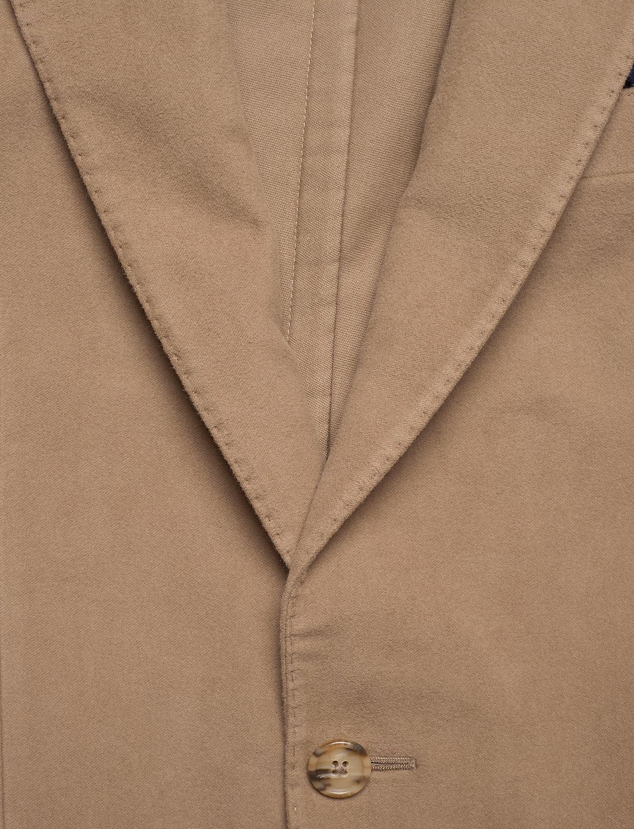 SAND - Molskin - Star Easy EP Normal - blazers met enkele rij knopen - light camel - 2