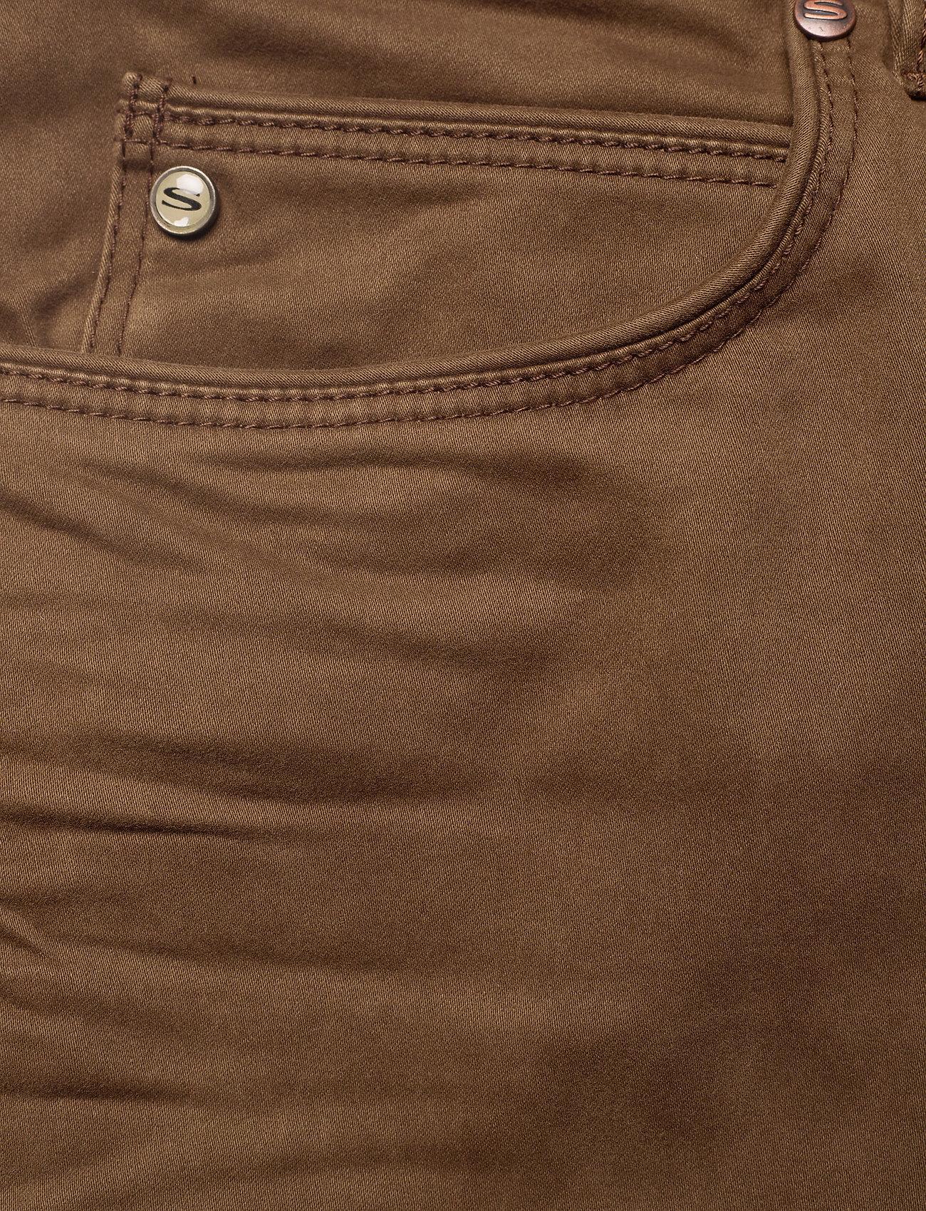 "SAND - Diamond Wash - Burton NS 32"" - casual trousers - brown - 2"