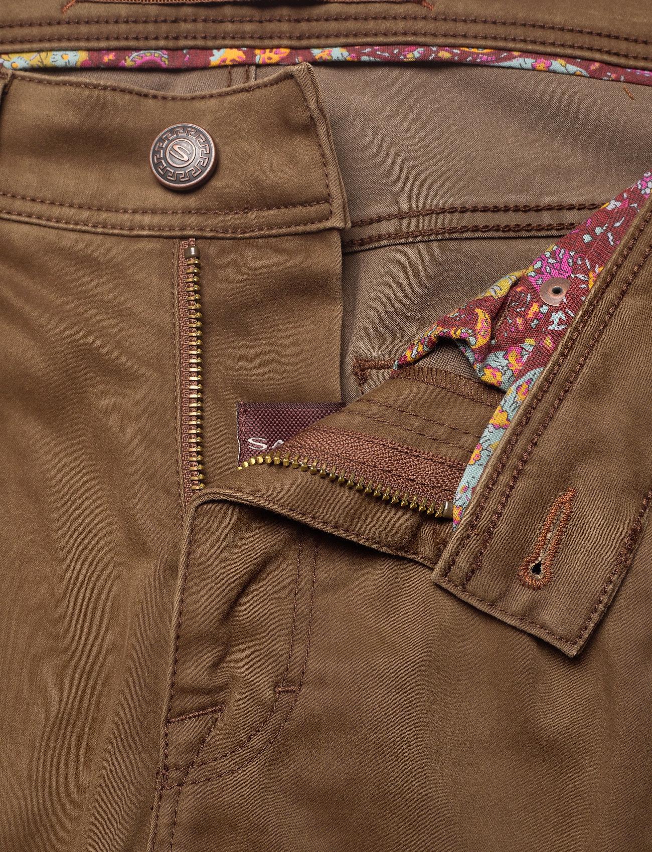 "SAND - Diamond Wash - Burton NS 32"" - casual trousers - brown - 3"