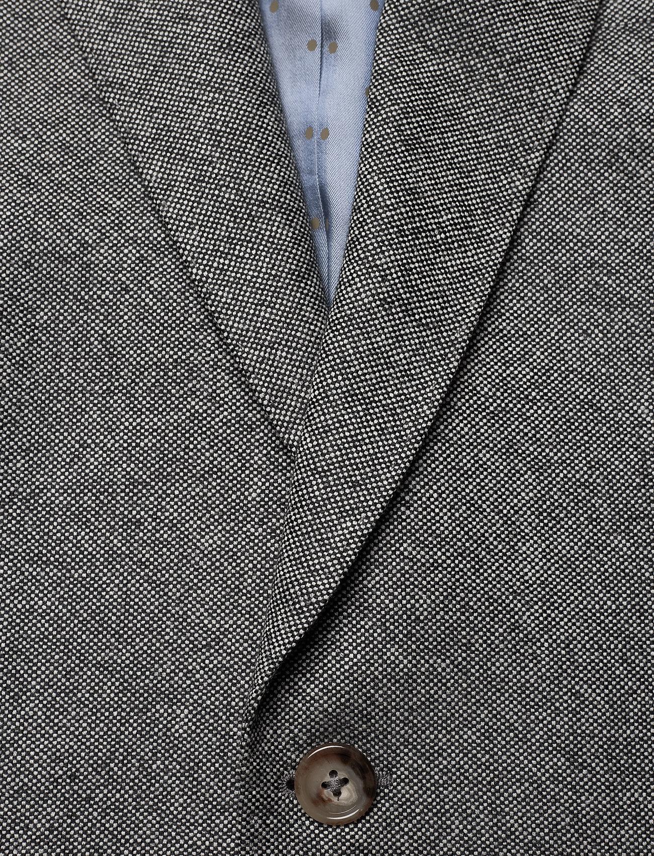 SAND - 6135 Oxford - Star Napoli Normal - blazers met enkele rij knopen - grey - 2