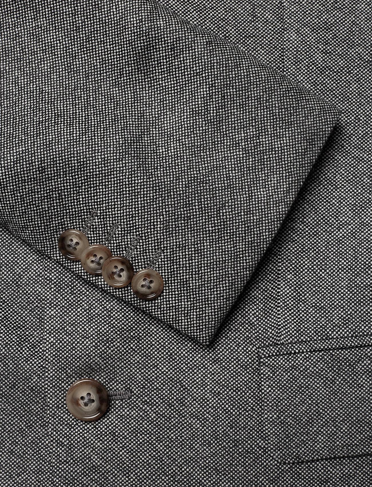 SAND - 6135 Oxford - Star Napoli Normal - blazers met enkele rij knopen - grey - 3