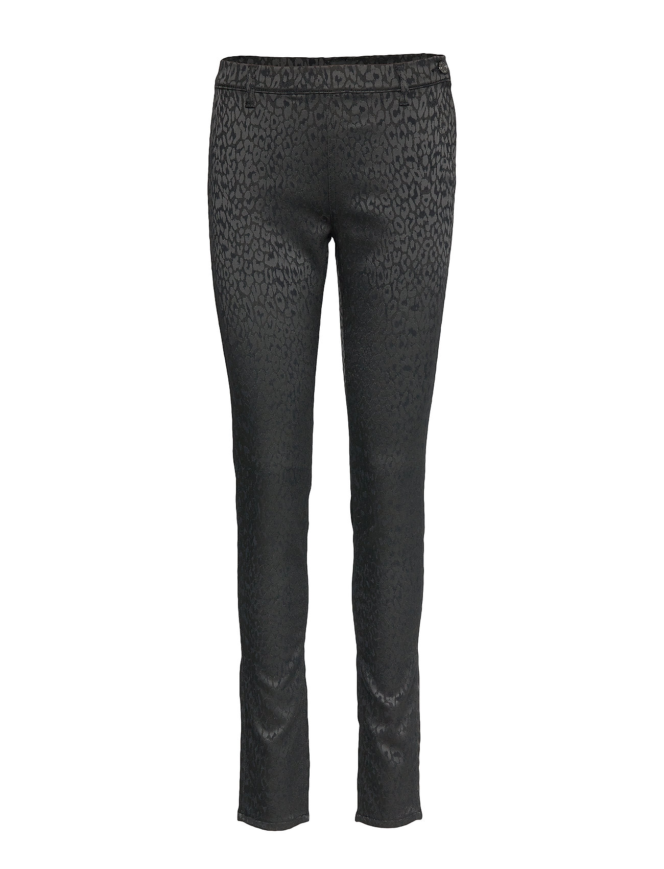 Image of 6125 - Maja Smalle Bukser Skinny Pants Sort SAND (3210822401)