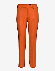SAND - 3596 - Dori A - slim fit broeken - orange - 0