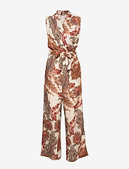 SAND - 3384 - Whitney N - jumpsuits - off white - 0