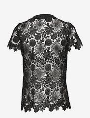 SAND - 3168 - Kaya - t-shirts - black - 1