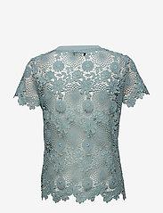 SAND - 3168 - Kaya - t-shirts - blue - 1