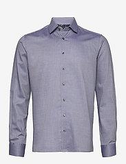 SAND - 8657 - State N 2 Soft - basic skjorter - blue - 0