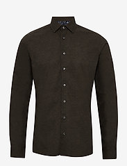 SAND - 8669 - Iver 2 Soft - basic skjortor - olive/khaki - 0