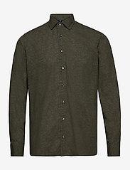 SAND - 8669 - State N 2 Soft - basic skjorter - green - 0