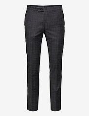 SAND - 1683 - Star Napoli-Craig Normal - enkelknäppta kostymer - grey - 2