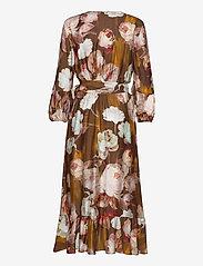 SAND - 3390 - Rummer - robes portefeuille - light camel - 1