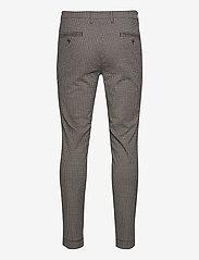 SAND - 2557 - Dolan Slim - formele broeken - pattern - 1