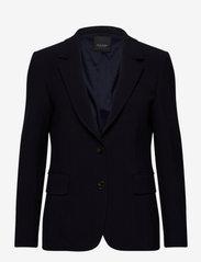 SAND - 3596 - Ginette - getailleerde blazers - dark blue/navy - 0