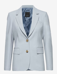 SAND - 3596 - Ginette - skreddersydde blazers - light blue - 0