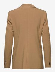 SAND - 3596 - Ginette - vestes habillées - light camel - 1