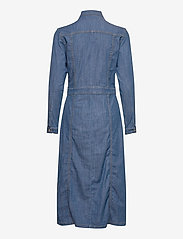 SAND - R/Denim - Mati - shirt dresses - blue - 1