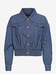 SAND - R/Denim - Margot - blouses met lange mouwen - blue - 0