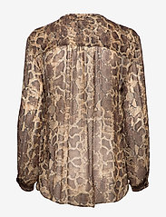 SAND - 3400 - Cecil - long sleeved blouses - pattern - 1