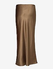 SAND - Double Silk - Lena - midi kjolar - light camel - 1