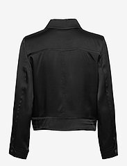 SAND - Double Silk - Kaela - lichte jassen - black - 1
